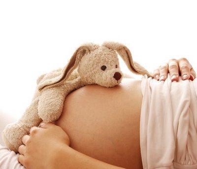 Nėščia moteris pas ginekologę